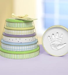 Tower of Time 5 Year Baby Handprint Kit