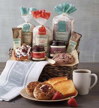 Wolfermans Bakery Gift Basket
