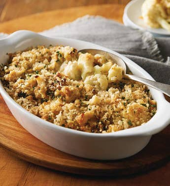 Harry & David® Cauliflower Au Gratin