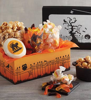 Harry  David Halloween Sweets Box