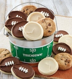Touchdown Cookie Pail
