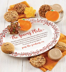 Collector39s Edition Fall Giving Plate