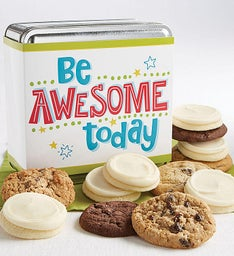 Be Awesome Today Gift Tin