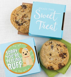 Feelin Ruff Cookie Card