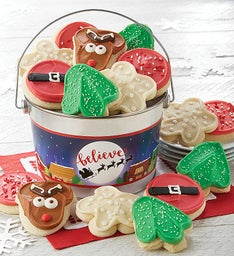 Believe Cookie Pail