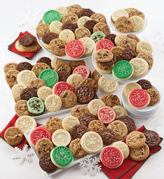 Ultimate Holiday Cookie Box