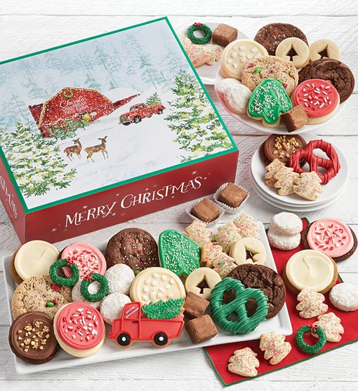 Christmas Tree Farm Gift Box