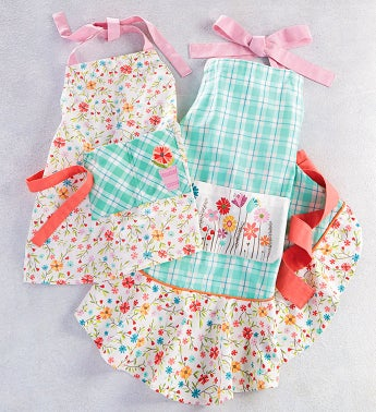 Mommy and Me Apron Set