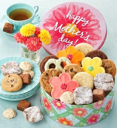 Mother's Day Gift Tin - Treats Assortment