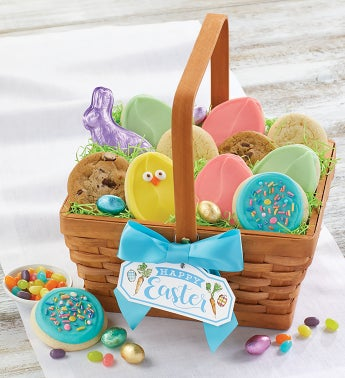 The Ultimate Cheryls Easter Gift Basket Medium