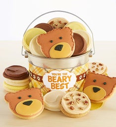 You39re The Beary Best Cookie Pail