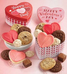 Heart Shaped Valetine Treats Box Set