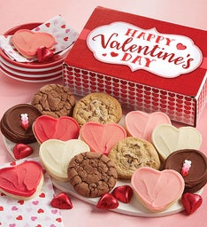 Happy Valentine's Day Treats Box