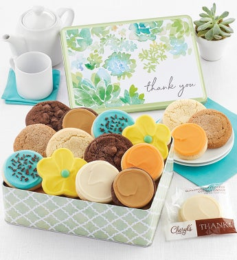 Thank You Gift Tin Create Your Own Assortment