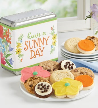 Have a Sunny Day Treats Gift Tin