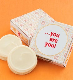 Just Because Cookie Card - You are You