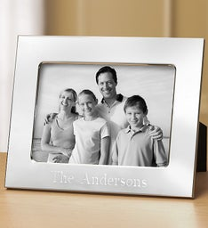 Personalized Silver Frame - 5x7