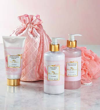 Camille Beckman Deluxe Body Care Gift Set