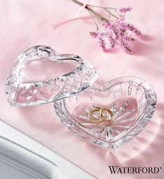 Waterford® Giftology Heart Box
