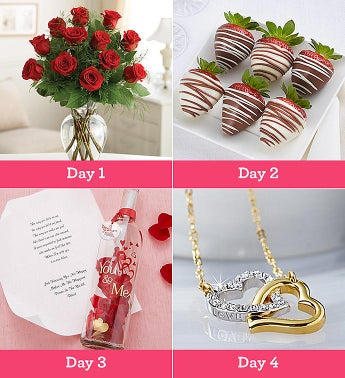 Love and Romance Multi-Day Gifting