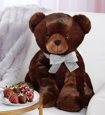 Lotsa Love Luxury Sable Bear