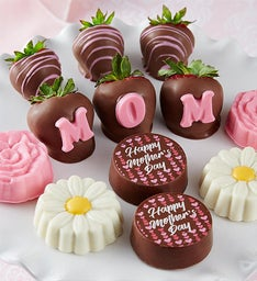 Mother's Day Dipped Strawberries and Oreos®