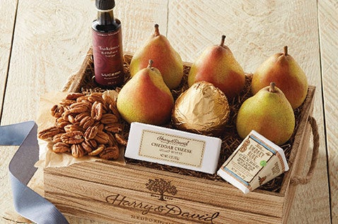 Food & Wine Perfect Pears