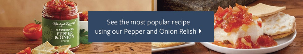 Pepper and Onion Creem Cheese Kicker