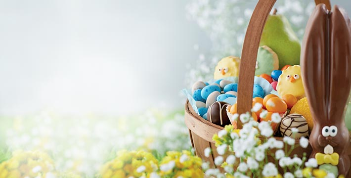 Easter gifts easter gift baskets easter delivery gifts harry an unforgettable easter the hunt for incredible easter delights is overfind everything you negle Choice Image