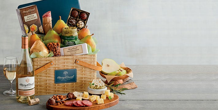 Gift baskets: food gift baskets & gift basket delivery harry & david