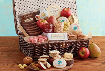 Gift baskets and towers for Mom