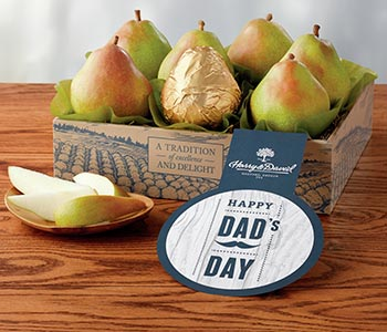 Succulent fruit for Dad's big day