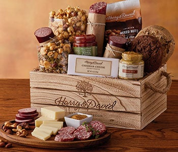 Gifts full of Dad's favorite delights