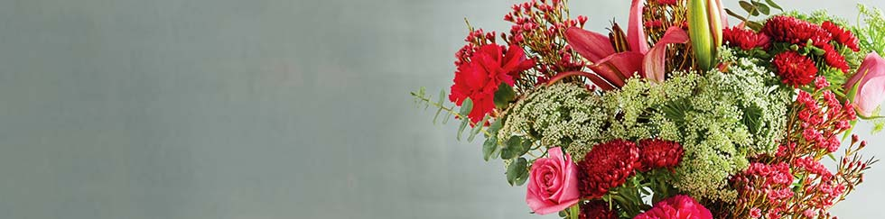 BREATHTAKING BLOOMS. Thrill your loved ones with stunning Valentine's Day flowers and plant gifts.