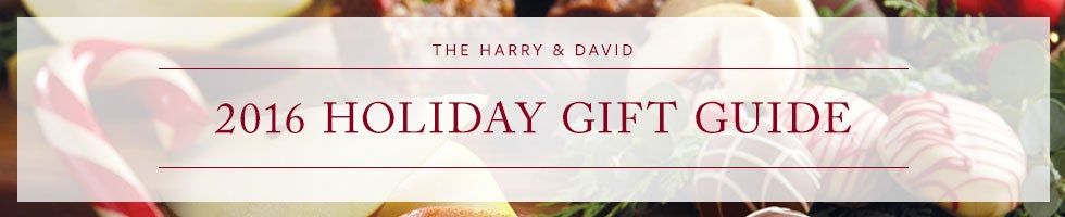 The Harry & David 2016 Holiday Gift Guide