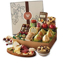 Sympathy Gift Baskets Thank You Gifts