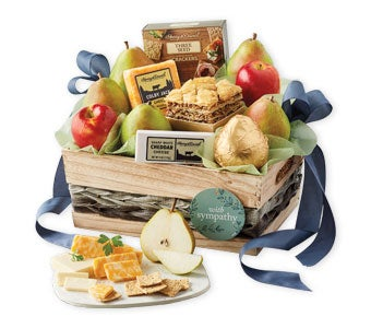 Gift Baskets: Fruit & Food Gift Basket