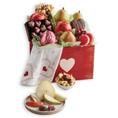 Valentine S Day Gifts Baskets Food Gifts Harry David