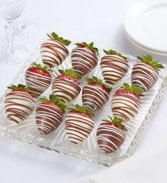 Berrylicious174 Chocolate-Covered Strawberries 8211 12 Count