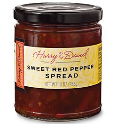 Sweet Red Pepper Spread (10 oz)