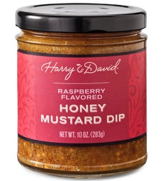 Raspberry Honey Mustard Dip (10 oz)