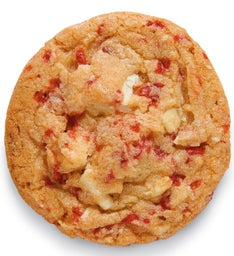 White Chocolate Raspberry Cookie