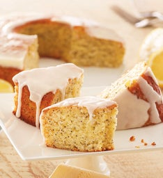 Lemon Poppyseed Coffee Cake