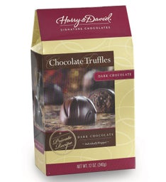 Dark Chocolate Truffles (12 oz)