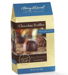 Milk Chocolate Truffles (12 oz)