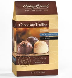 Coffee House Truffles - Coffee, Milk, Espresso (12 oz)