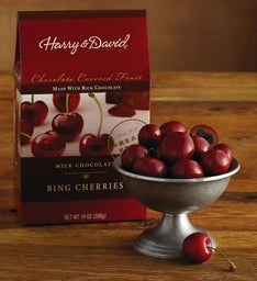 Milk Chocolate Bing Cherries (14 oz)