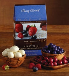 Milk Chocolate Berry Trio