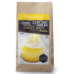Lemon with Sweet White Frosting Cupcake Mix (1 lb 2 oz)