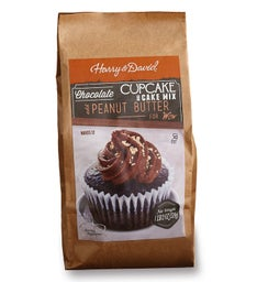 Chocolate add Peanut Butter Cupcake Mix (1 lb 2 oz)